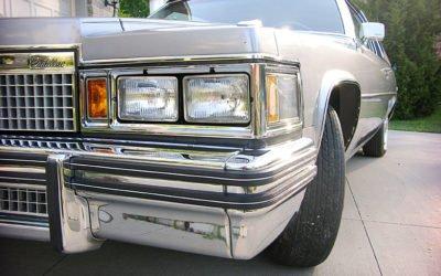 1979 Cadillac Phaeton Coupe