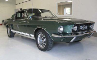 1967 Mustang GT Fast Back
