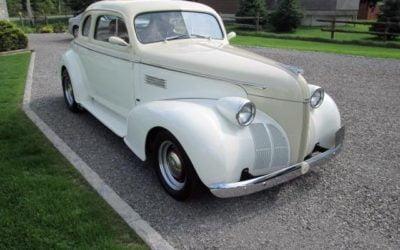 1939 Pontiac Opera Coupe