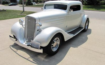 1934 Chevrolet Coupe Street Rod