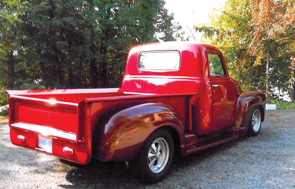1950 Chevrolet 3100 Truck