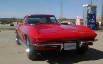 1967 Corvette, 327-300 HP