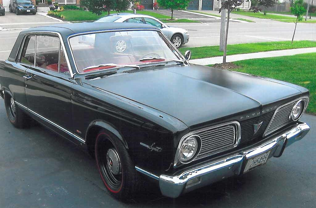 1966 Plymouth Valiant Signet Commando