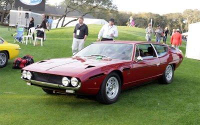 1971 Lamborghini Espada 400 GT Series 2