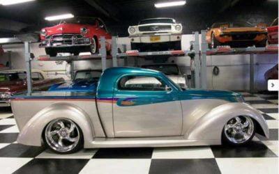 1937 Ford Custom Pick-Up