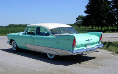1957 Plymouth Plaza
