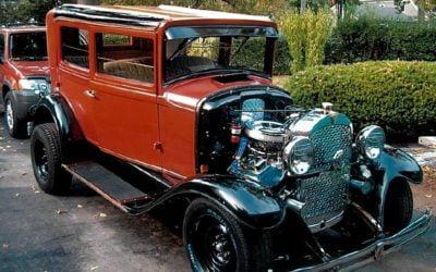 1930 Whippet 95A