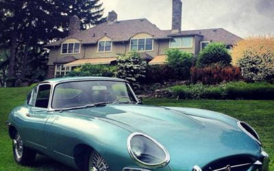 1963 Jaguar E