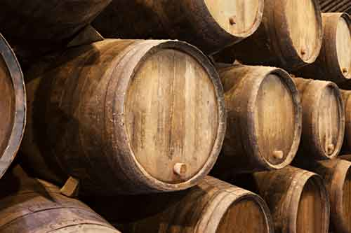 Brewing barrels