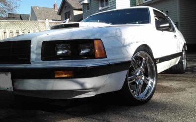 1986 Mercury Cougar GS Coupe