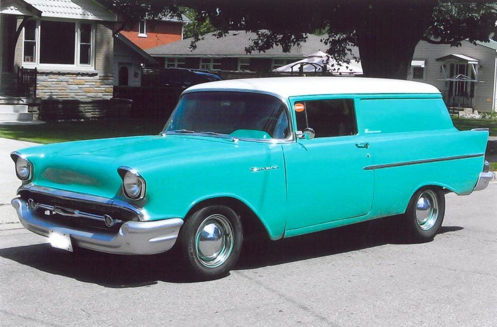 1957 Chevrolet Sedan