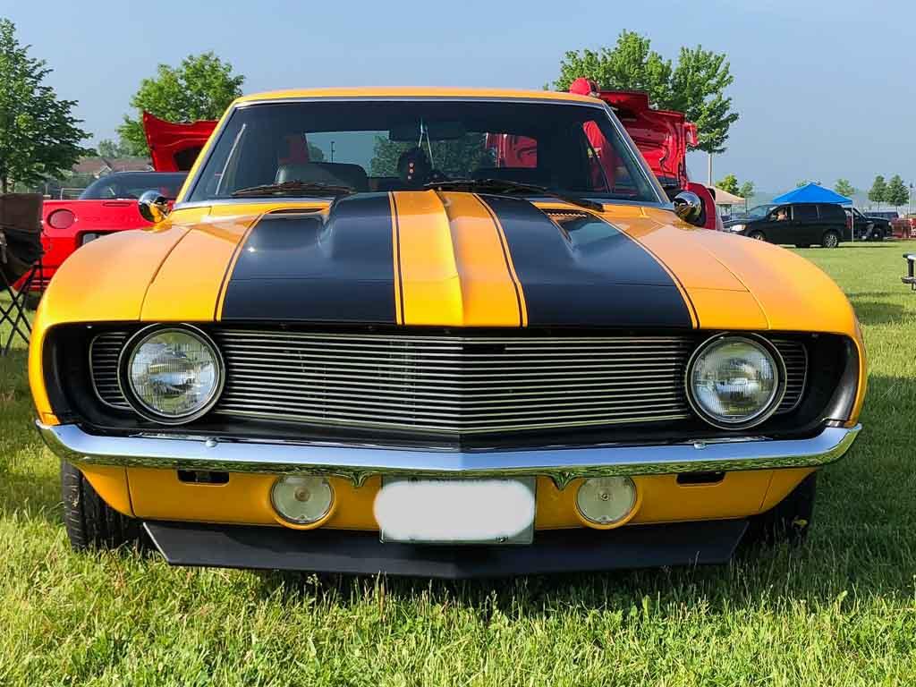 1969 Chevrolet Camaro - Zehr Insurance Brokers Ltd