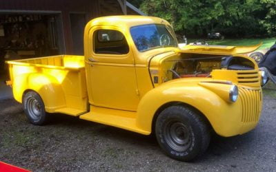 1946 Chevrolet 2TO Pick Up