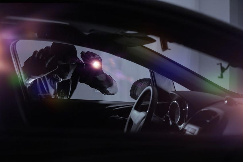 Tips for Preventing Vehicle Theft