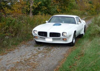 1970 Pontiac Firebird Trans AM-1