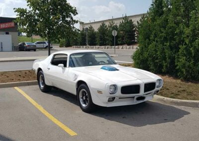 1970 Pontiac Firebird Trans AM-4