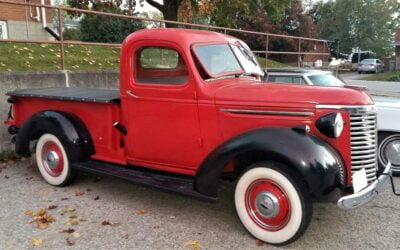 1940 Chevy ½ Ton Pick-up