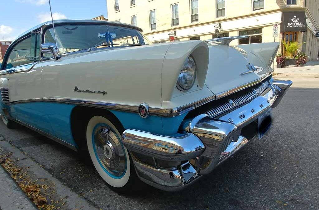 1956 Mercury Monterey Zehr Insurance Brokers Ltd