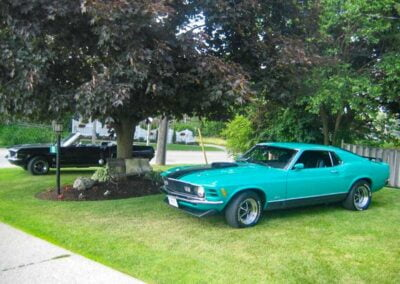 1970 Ford Mustang Mach 1-1