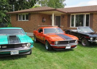 1970 Ford Mustang Mach 1-14