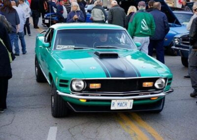1970 Ford Mustang Mach 1-15
