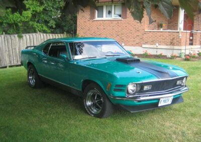 1970 Ford Mustang Mach 1-5