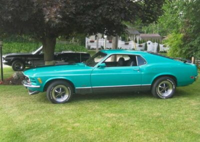 1970 Ford Mustang Mach 1-6