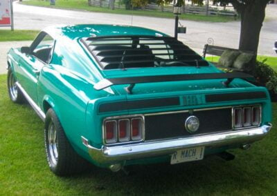 1970 Ford Mustang Mach 1-7