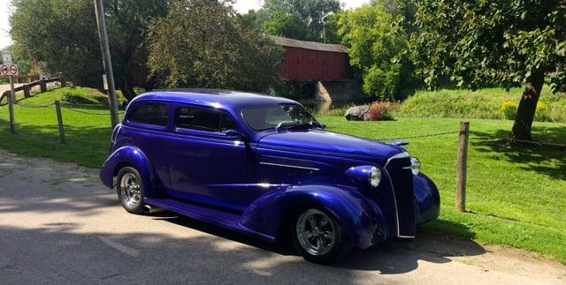 1937 Chevrolet 2 door Sedan