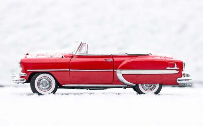 Collector Car Winterizing Tips from Zehr Insurance